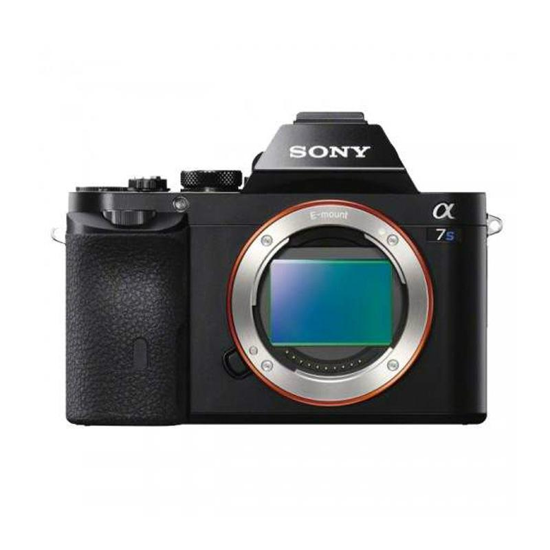 Sony Alpha A7S Body Only Kamera Mirrorless