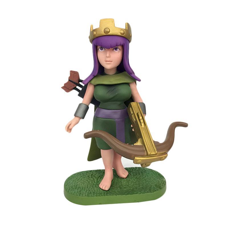 StingrayClash of Clans Queen Action Figure