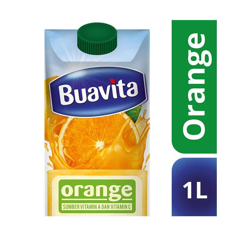 harga Surabaya - Buavita Orange RL1 Minuman Jus Instan [1000 mL/2 pcs] + Free Buavita Mango [1000 mL] Blibli.com