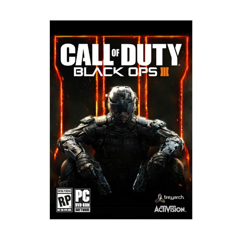 harga Call Of Duty Black Ops III DVD Game for PC Blibli.com
