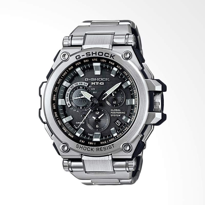 CASIO G-Shock Jam Tangan Pria - Silver MTG-G1000D-1AJF