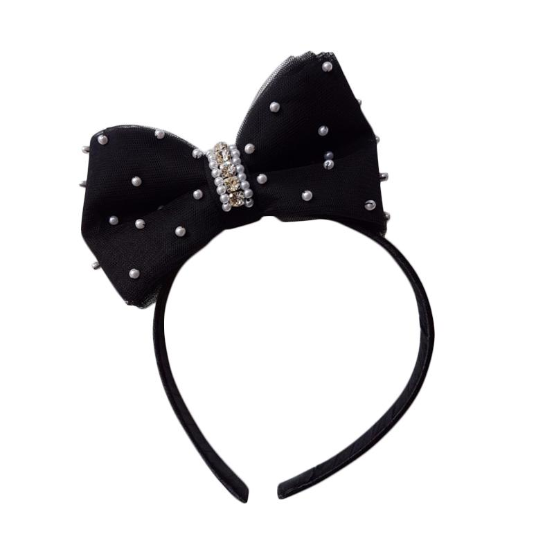 Essentia Minnie Glam Hairband - Black