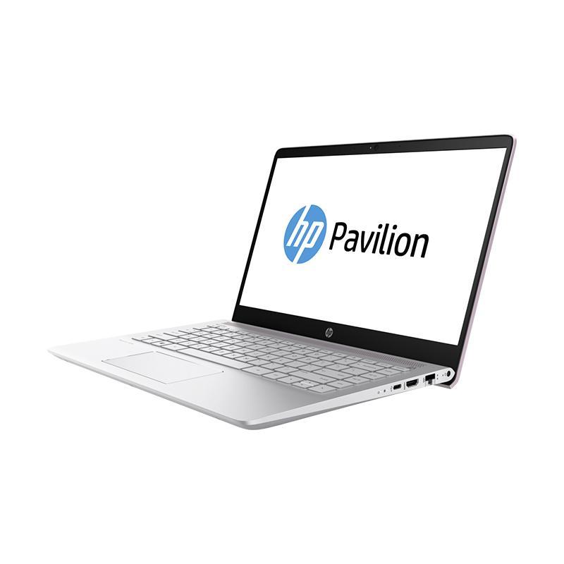 HP Pavilion 14-bf009TX Notebook - Pink [14 Inch/i5-7200U/Nvidia 940MX/8GB/1TB/DOS]