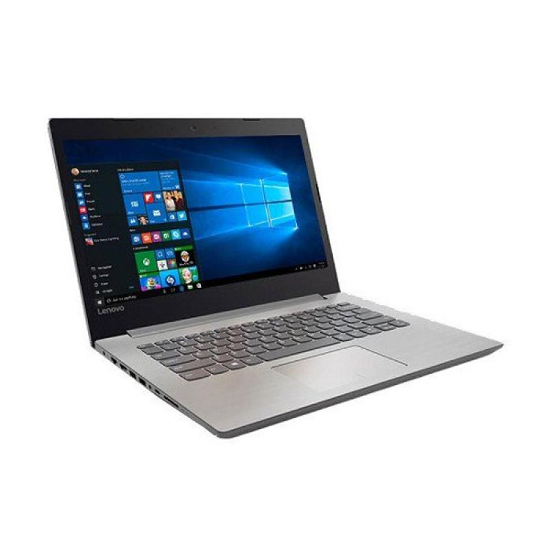 harga Lenovo Ideapad IP320-14AST (80XU0043ID) Notebook - Grey [AMD A4-9120 2,2Ghz/4GB/500GB/W10/14?] Blibli.com