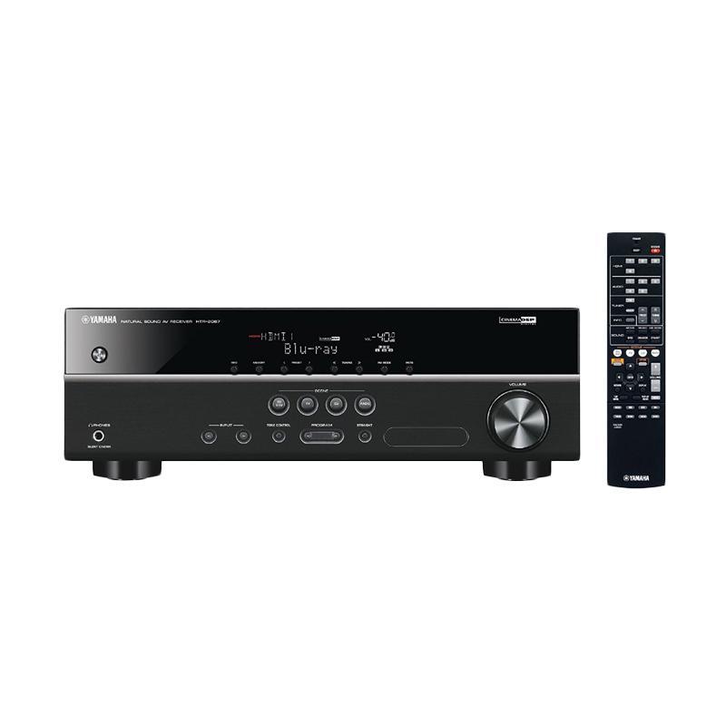 Yamaha HTR-2067 5.1 AV Receiver