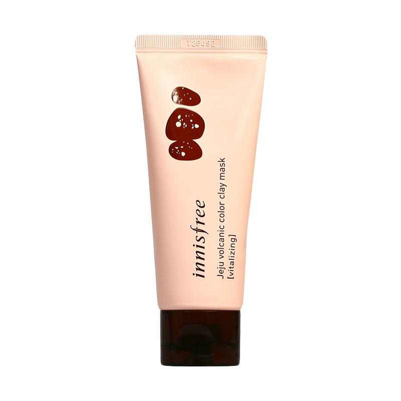 Innisfree Volcanic Color Clay Mask Pink Vitalizing