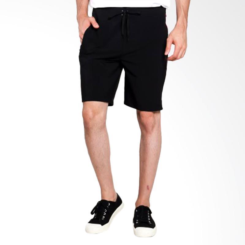 Hurley Phntm JJF 4 Elite Boardshort Celana Pendek Pria - Black [MBS0007730_00A]