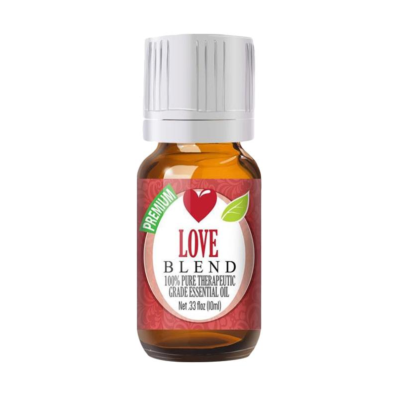 Healing Solutions Love Essential Oil [10 mL]