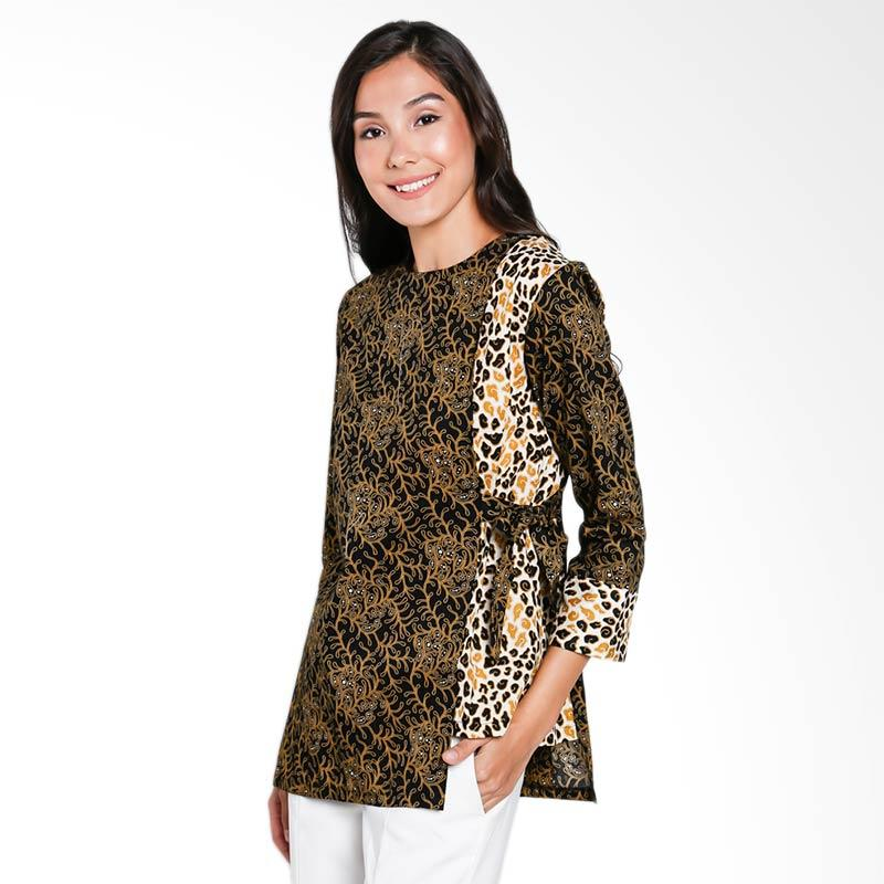 Batik Adikusuma 372140087 Alur Mega Blouse Batik Wanita