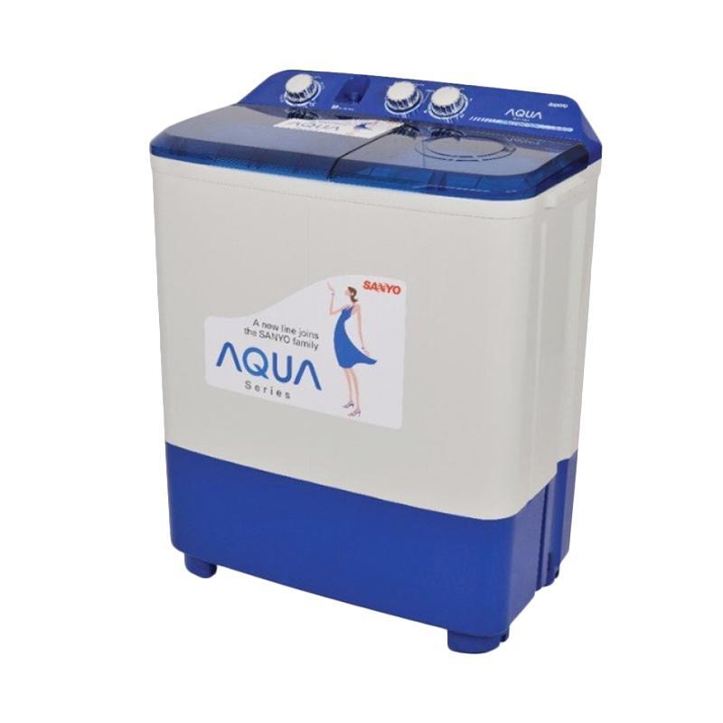 Sanyo Aqua S/A QW-880XT Washing Machine [DEPOK,BOGOR]
