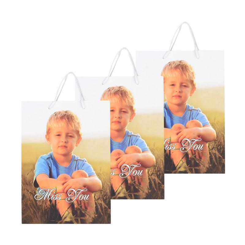 Karisma 742381 Kemeja Miss You Shopping Bag [3 pcs]