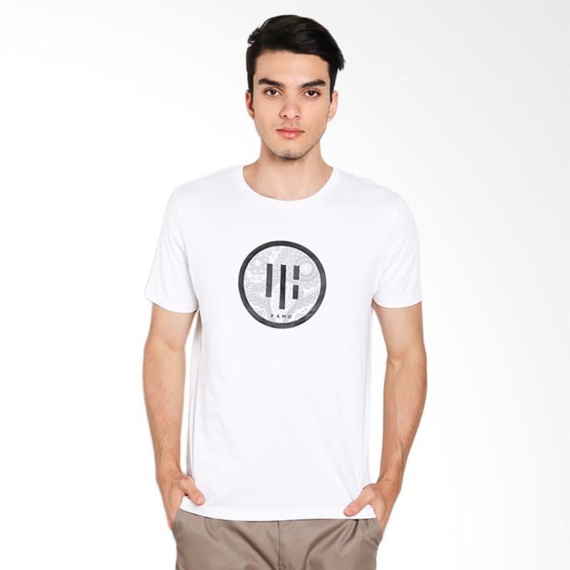 Famo 4401 Men T-shirt - White