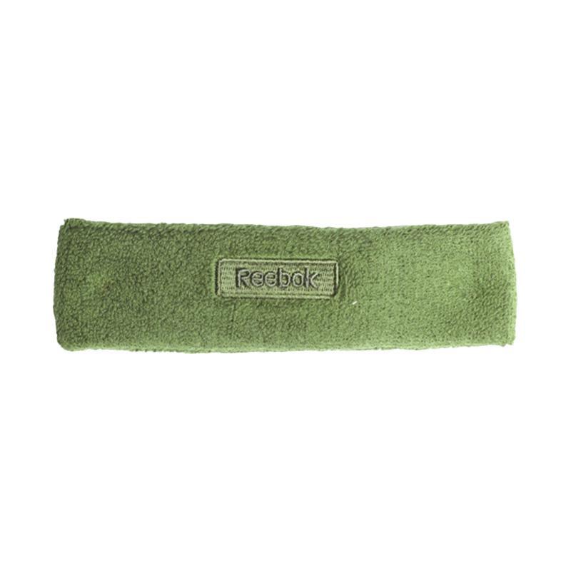 Reebok Warm Olive Basic Headband - Vital Green [H5028]