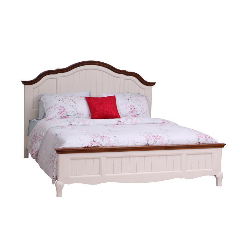 Thema Home 1091 VX HB Marseille 1-3 Bed - White [Wilayah Surabaya]