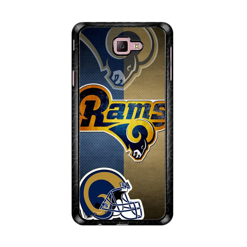 Flazzstore St. Louis Rams Z3027 Custom Casing for Samsung Galaxy J7 Prime