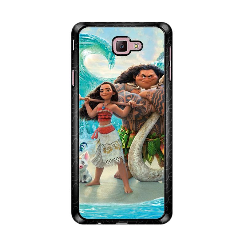 Flazzstore Moana Z4561 Custom Casing for Samsung Galaxy J7 Prime