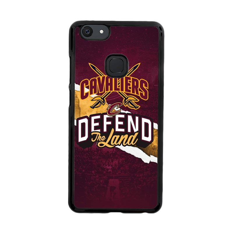Flazzstore Defend The Land Cavaliers Playoff Z4806 Custom Casing for Vivo V7 Plus