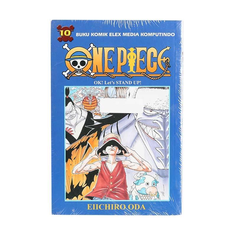 Elex Media Komputindo One Piece 10 200020193 by Eiichiro Oda Buku Komik