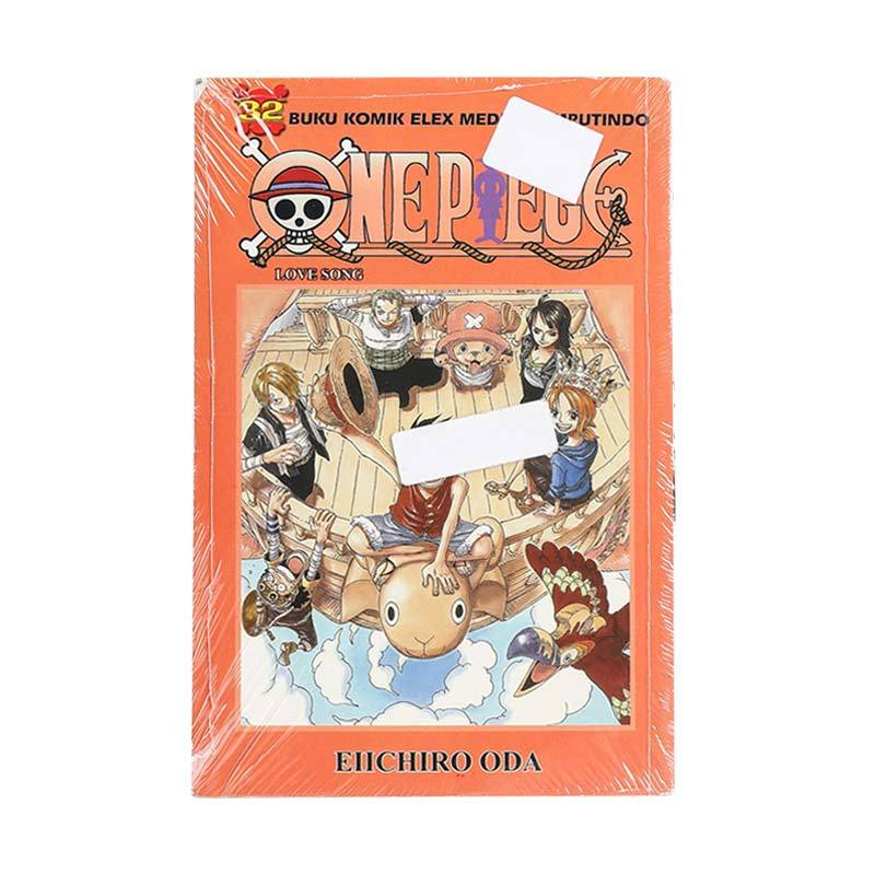 Elex Media Komputindo ONE PIECE 32 Buku Komik [200019163]