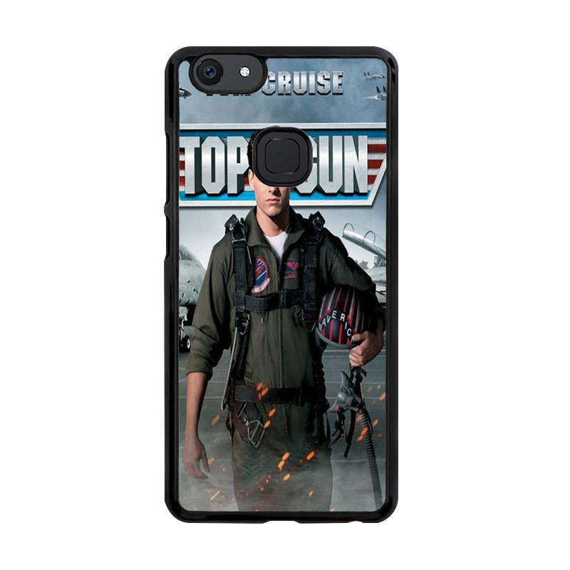Flazzstore Top Gun Movie Z0772 Custom Casing for Vivo V7
