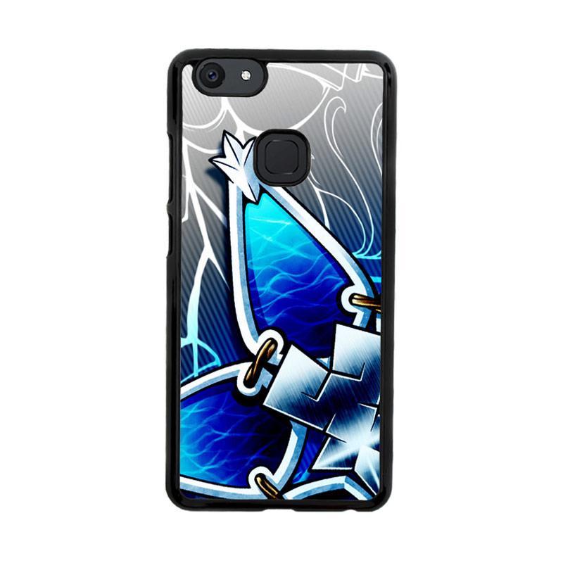 Flazzstore Kingdom Hearts Aqua Wayfinder Z0357 Custom Casing for Vivo V7