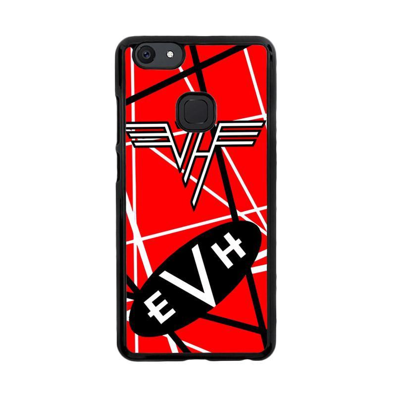 Flazzstore Eddie Van Halen Graphic Guitar X3270 Custom Casing for Vivo V7