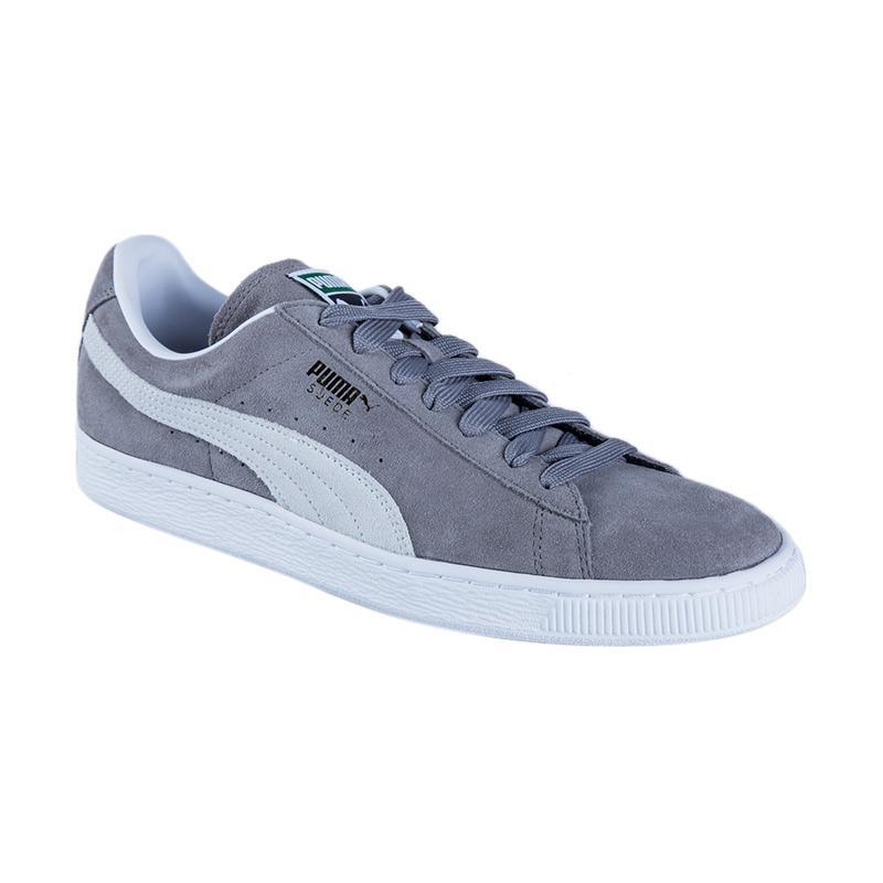 harga PUMA Classic+ Suede Sepatu Sneaker Pria [352634 66] Blibli.com