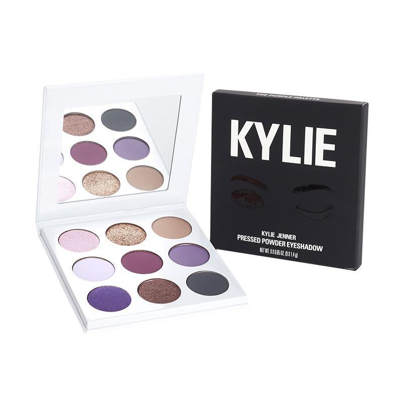 harga Kylie Cosmetics The Purple Palette Eye Shadow [Original USA] Blibli.com