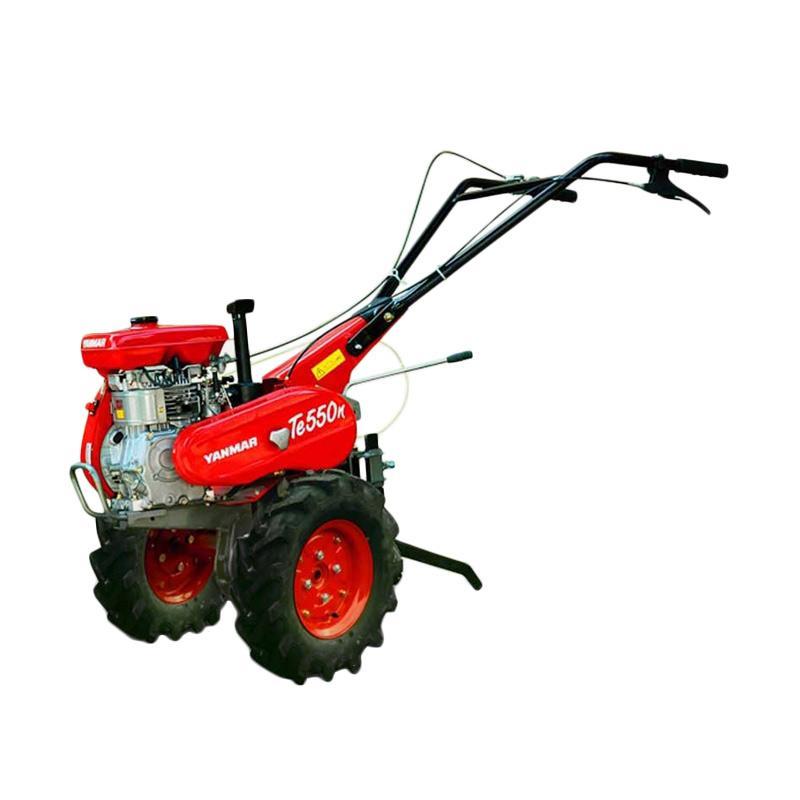 harga Yanmar TE550N Paket 8 Cultivator Blibli.com