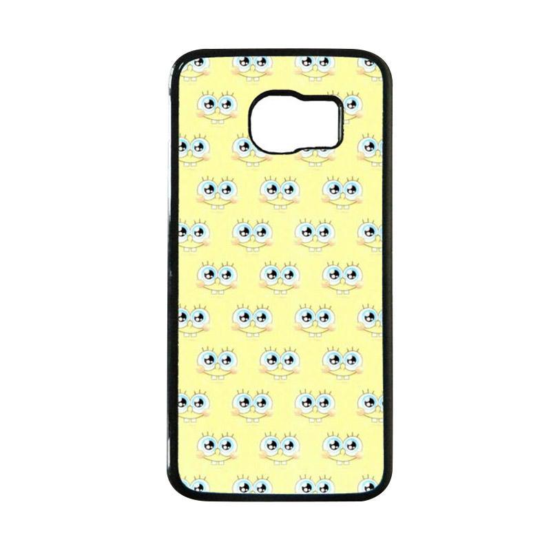 Indocustomcase Cartoon Minion Casing Case Cover For Samsung Galaxy Source · Cococase Spongebob Smile E1480 Casing