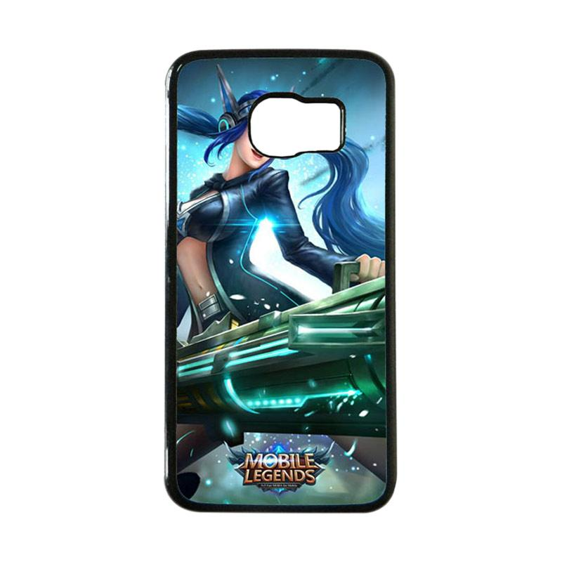 Diskon Harga Cococase Layla Mobile Legends W5143 Casing for Samsung Galaxy S6 Edge Online Shop Terbaru