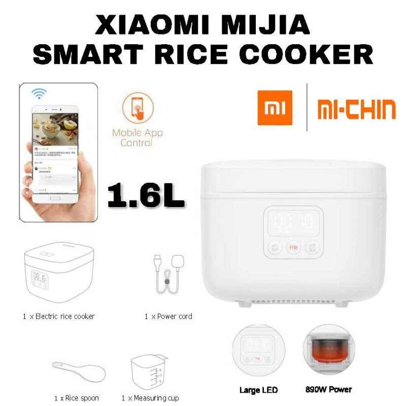 XIAOMI MIJIA SMART RICE COOKER 1.6L - Penanak Nasi Magic Com