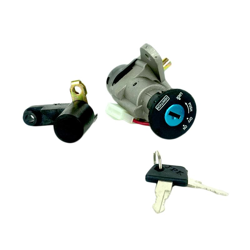 harga JPK Set Kunci Kontak Motor for Mio + Free Kunci Jok Blibli.com