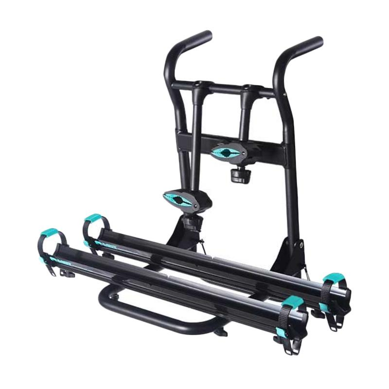 BNB Rack Premium Spare Tire Mount Platform Bike Rack [BC-8402-2]