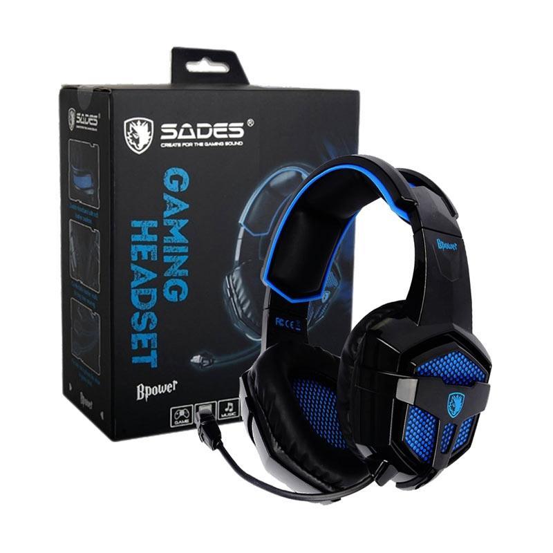 SADES B-POWER Headset Gaming