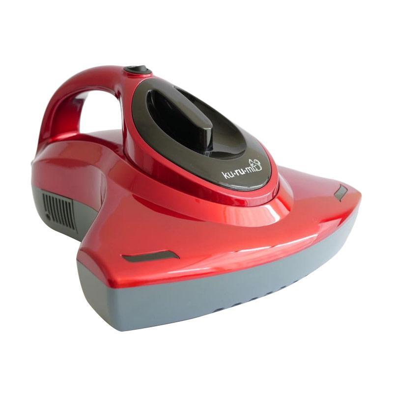 Kurumi Anti Dust Mites UV Vacuum Cleaner Extra Hepa Filter Red
