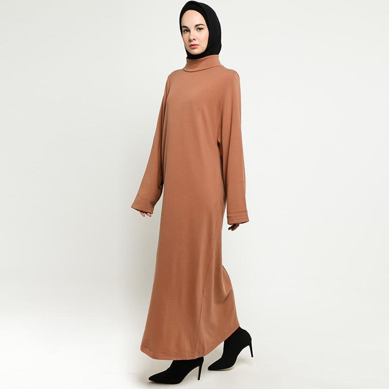 SABA Modest Wear Turtleneck Dress