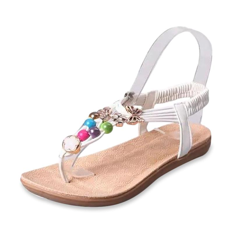 a45e83dfa ... Fashion Flip Flops Clip Toe Comfortable Shoes