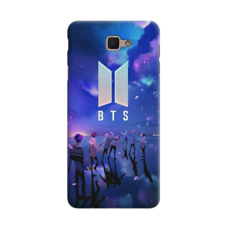 indocustomcase indocustomcase bts logo case cover for galaxy a3 2016 full02
