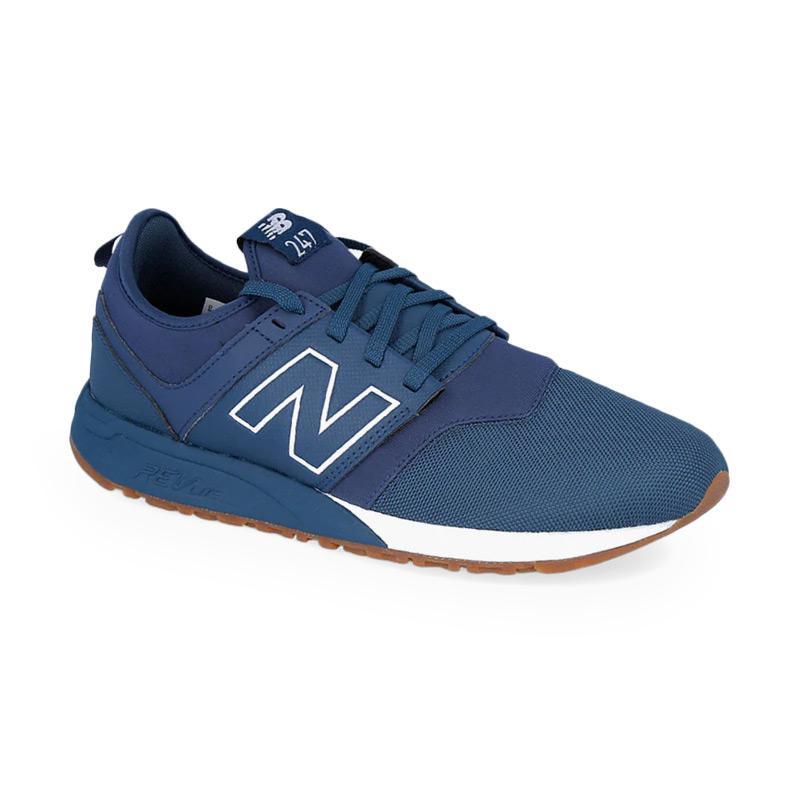 New Balance 247 V1 Core Vintage Sepatu Olahraga Pria [MRL247HI]