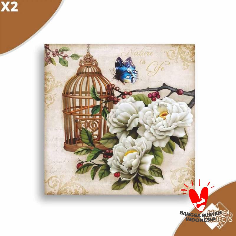 Jual Wooden Projects X2 Poster Shabbychic Vintage Wall Decor Online September 2020 Blibli Com
