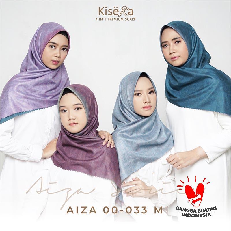 Jual Kisera Aiza S 00 033 M Hijab Segi Empat Voal Premium Jilbab 4 In 1 Online November 2020 Blibli