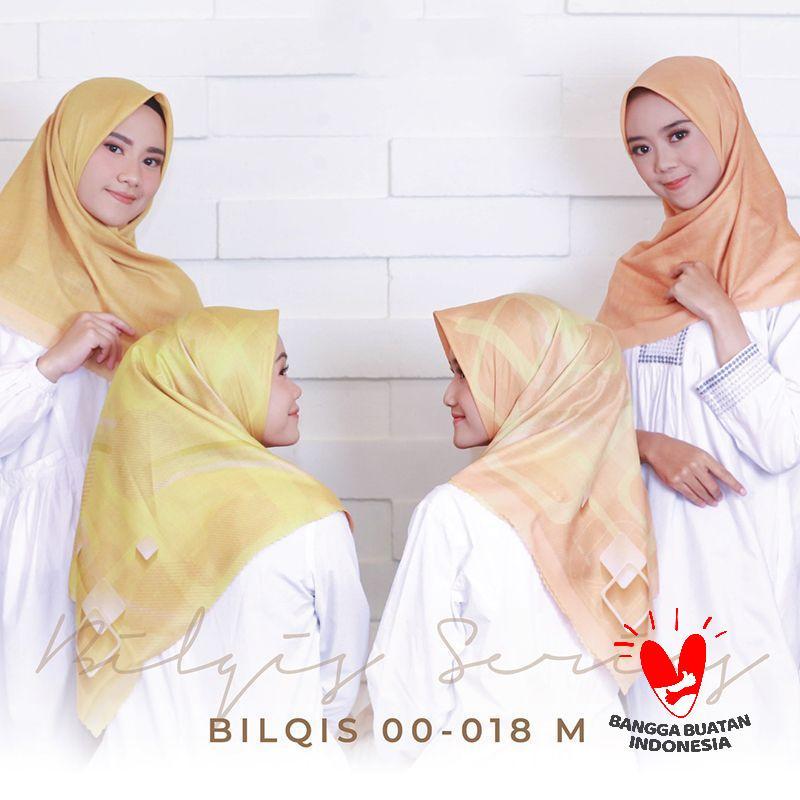 Jual Kisera Bilqis S3d 00 018 M Hijab Segi Empat Voal Premium Jilbab 4 In 1 Online November 2020 Blibli