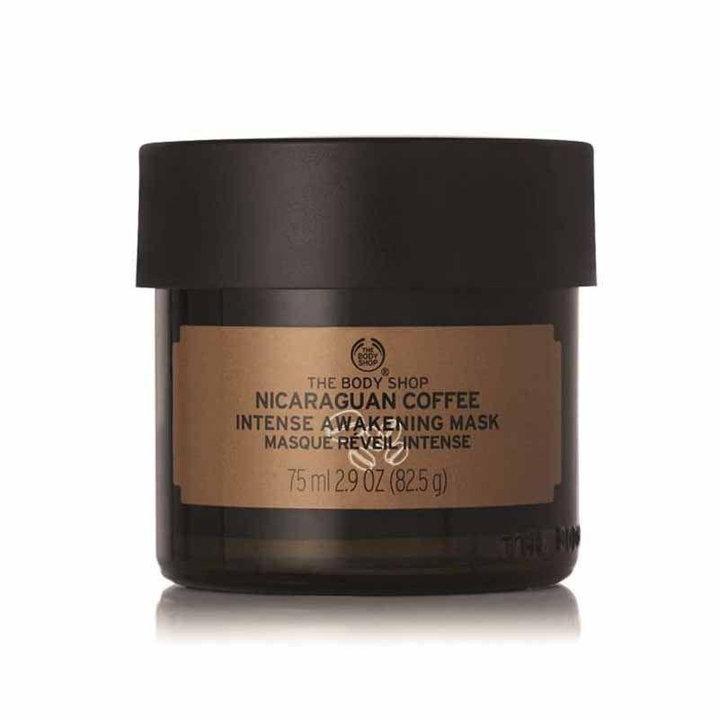 Jual The Body Shop Nicaraguan Coffee Intense Awakening Mask 75 Ml Online Desember 2020 Blibli