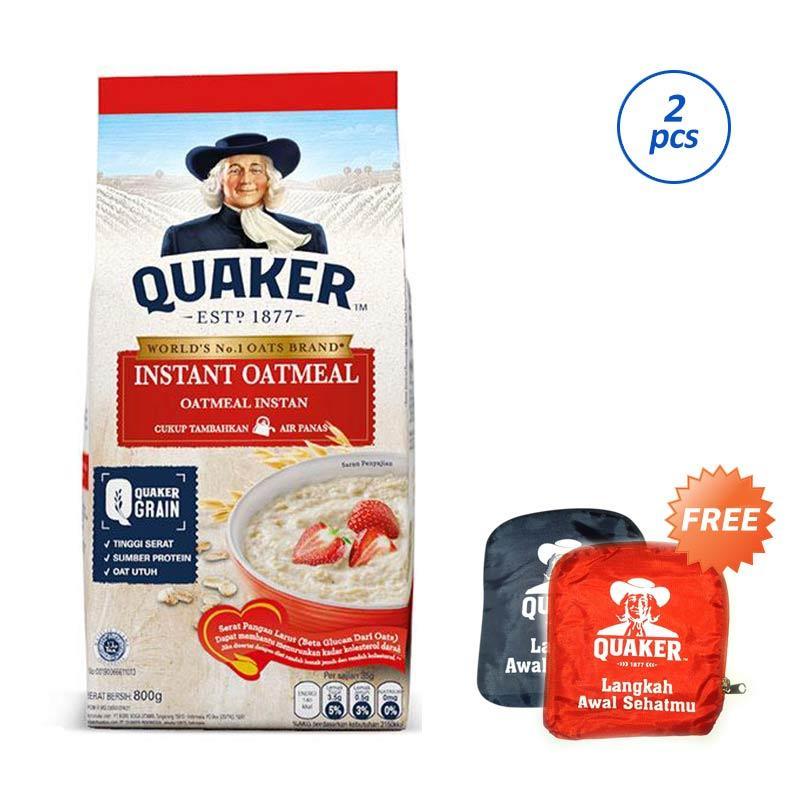 Beli 2 QUAKER Instant Oatmeal