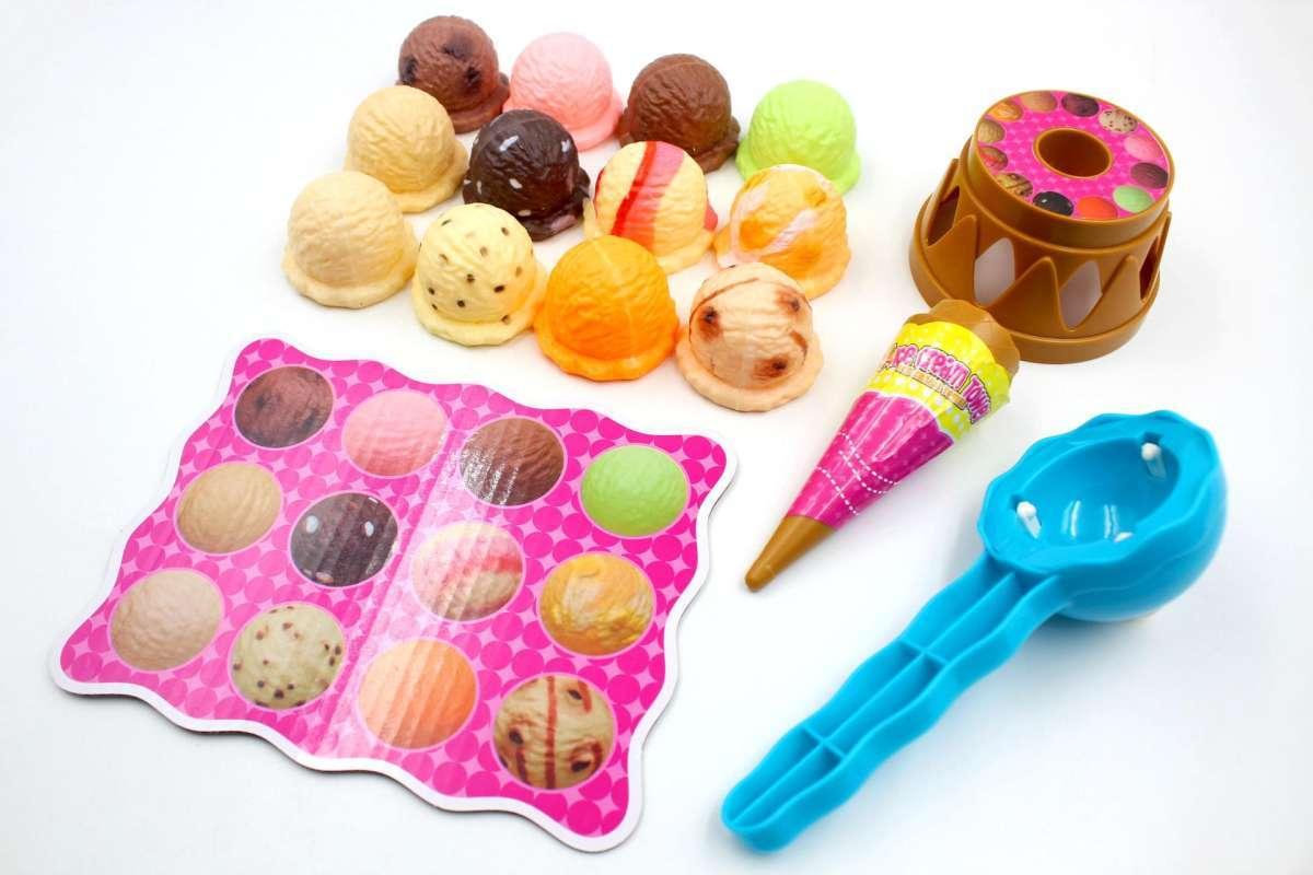 Jual Ice Cream Tower Mainan Anak Es Krim Scoop Susun Online Oktober 2020 Blibli Com