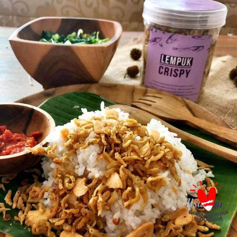 Jual Lisa Kitchen Lempuk Ikan Crispy 225gr Online Februari 2021 Blibli
