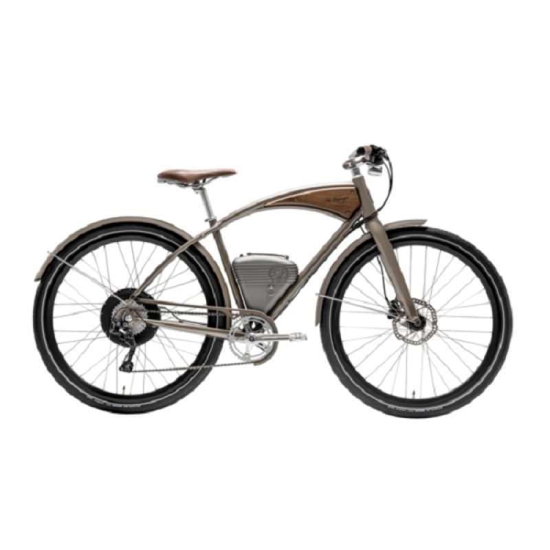 Pre Order Vintage Electric Bikes Cafe Sepeda Listrik Skyline Bronze