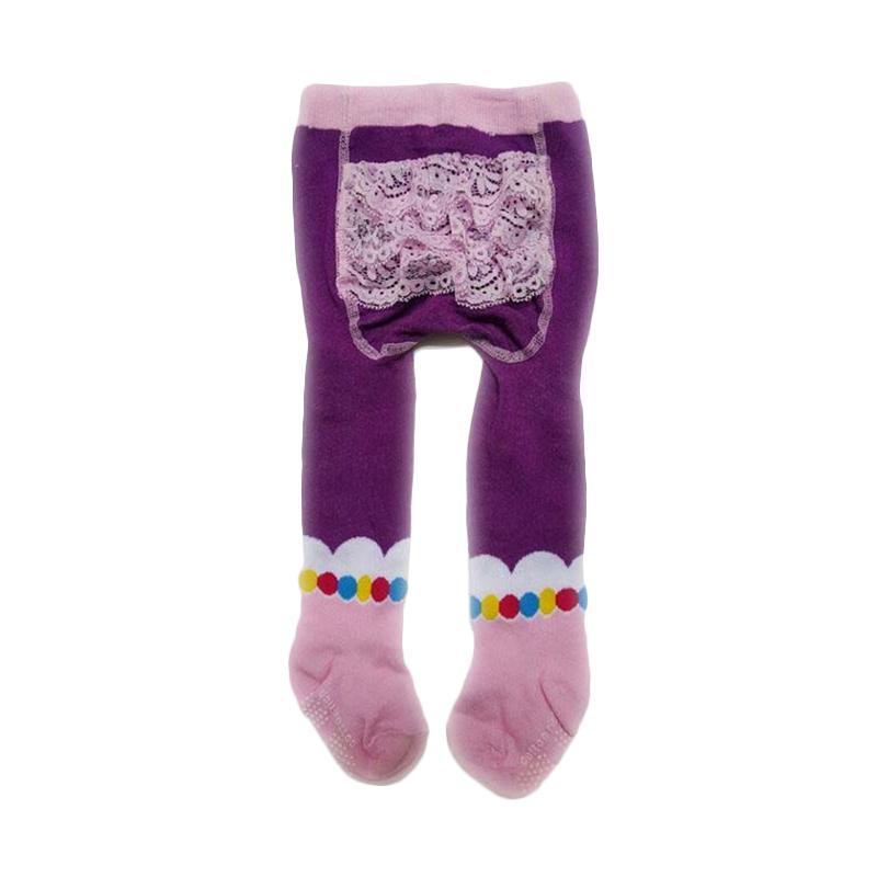 Chloe Babyshop Renda L Legging - Purple