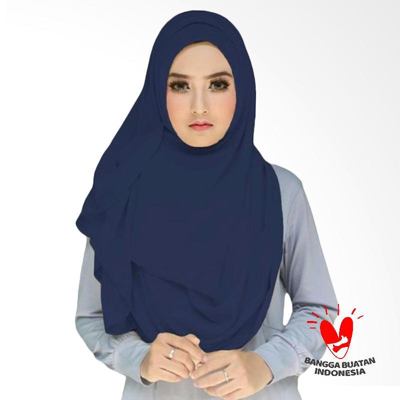 Kus Group Hijab Tazkia Kerudung - Navy